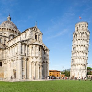 Enjoy the skip-the-line ticket and climb the Tower of Pisa, known worldwide for the beauty of its architecture and for its extraordinary inclination
