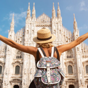 Take a 1-hour, 30-minute tour of the Milan Cathedral complex, which includes the terraces and the archaeological area below the Cathedral