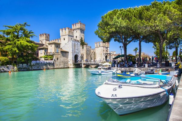 You will visit Sirmione the Pearl of lake garda and You'll then visit a Lugana winery nestled in the picturesque landscape of Sirmione and Lake Garda.