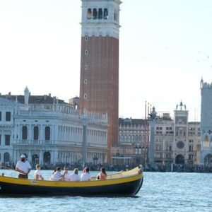 Enjoy a sunset tour with a typical Venetian boat while admiring the beauties of the lagoon.See a new perspective of St. Mark's Basilica