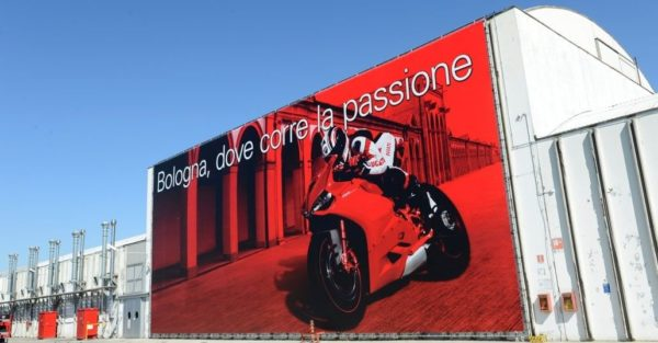 The tour will begin with a free visit to the Ducati Museum, where you will discover the history and the future, the challenges and successes and vision