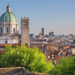 "Brescia, the lioness of Italy. The city of majestic Roman remains, included in the UNESCO World Heritage List with the site ""The Lombards in Italy""."